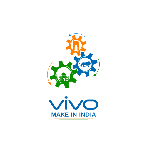 Vivo – Make In India Logo