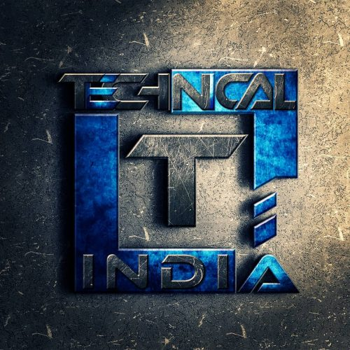 Technical India Logo