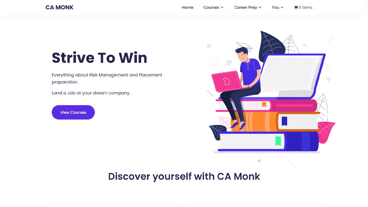 CA Monk